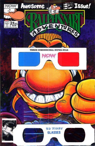 Ralph Snart Adventures #24 (1990)