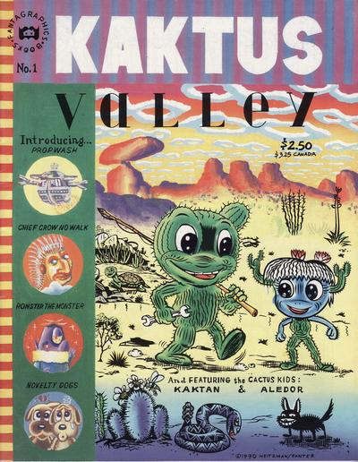 Kaktus Valley #1 (1990)