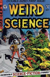 Weird Science #1 (1990)