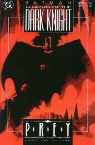 Batman: Legends of the Dark Knight #11 (1990)