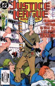 Justice League America #44 (1990)