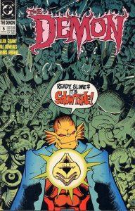 The Demon #5 (1990)