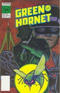 The Green Hornet #11 (1990)
