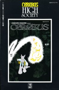 Cerebus: High Society #16 (1990)