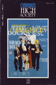 Cerebus: High Society #15 (1990)