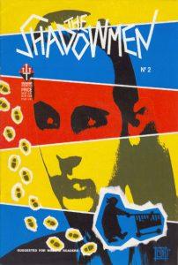 Shadowmen #2 (1990)