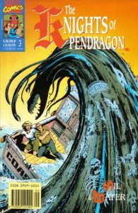 The Knights of Pendragon #3 (1990)