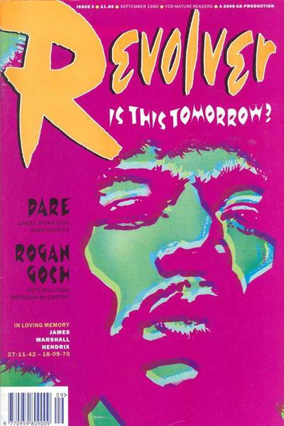 Revolver #3 (1990)