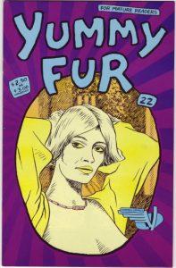 Yummy Fur #22 (1990)