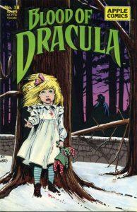 Blood of Dracula #18 (1990)