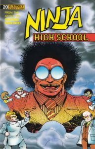 Ninja High School #20 (1990)