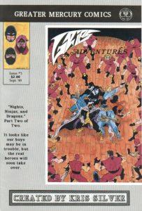 Grips Adventures #5 (1990)