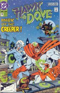Hawk and Dove #18 (1990)