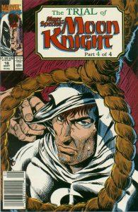 Marc Spector: Moon Knight #18 (1990)