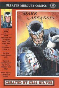 Dark Assassin #5 (1990)