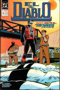 El Diablo #13 (1990)