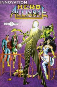 Hero Alliance #9 (1990)
