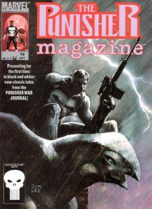 The Punisher Magazine #14 (1990)