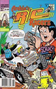 Archie's R/C Racers #8 (1990)