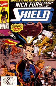 Nick Fury, Agent of S.H.I.E.L.D. #15 (1990)