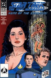 Star Trek: The Next Generation #13 (1990)