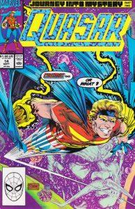 Quasar #14 (1990)
