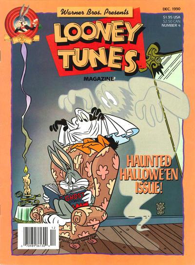 Looney Tunes Magazine #4 (1990)