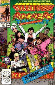 Steeltown Rockers #6 (1990)