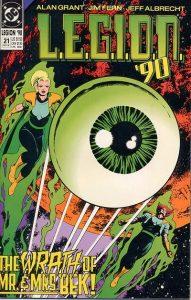 L.E.G.I.O.N. '90 #21 (1990)