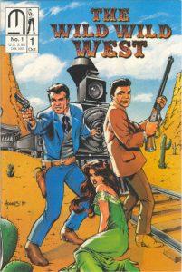 The Wild Wild West #1 (1990)