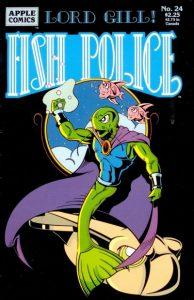 Fish Police #24 (1990)