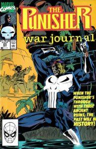 The Punisher War Journal #23 (1990)