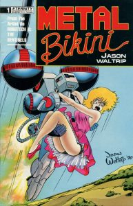 Metal Bikini #1 (1990)