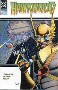 Hawkworld #6 (1990)