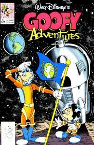 Goofy Adventures #5 (1990)
