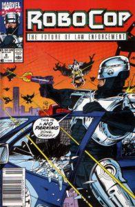 RoboCop #8 (1990)