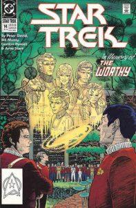 Star Trek #14 (1990)