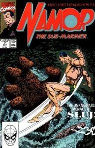 Namor, the Sub-Mariner #7 (1990)