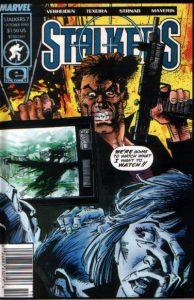 Stalkers #7 (1990)