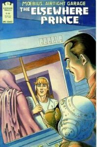 The Elsewhere Prince #6 (1990)