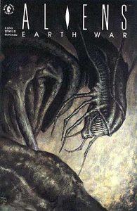 Aliens: Earth War #4 (1990)