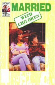 Married... With Children #5 (1990)