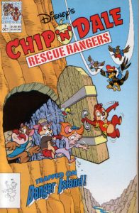 Chip 'n' Dale Rescue Rangers #5 (1990)
