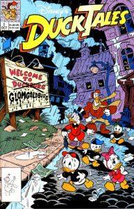 DuckTales #5 (1990)