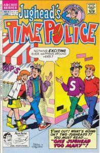 Jughead's Time Police #4 (1990)