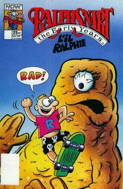 Ralph Snart Adventures #25 (1990)