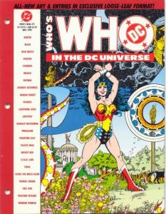 Who's Who in the DC Universe #4 (1990)