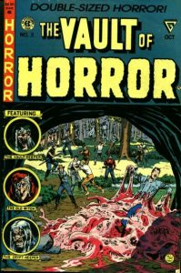 The Vault of Horror #2 (1990)