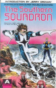 The Southern Squadron #3 (1990)