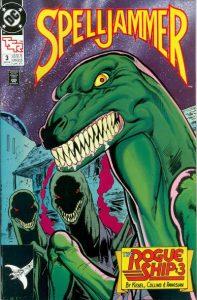 Spelljammer #3 (1990)